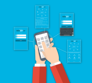 aplicativos de captura móvel