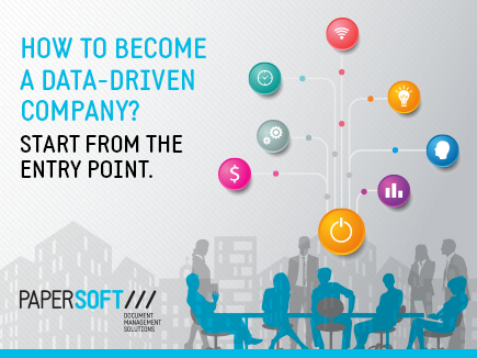 How to become a data-driven company? Start from the entry point.