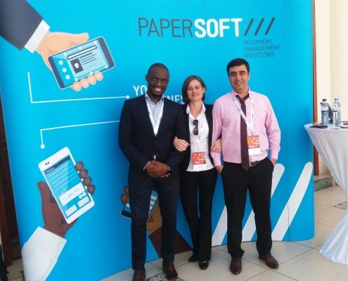 Papersoft at IDC CIO Forum Mozambique