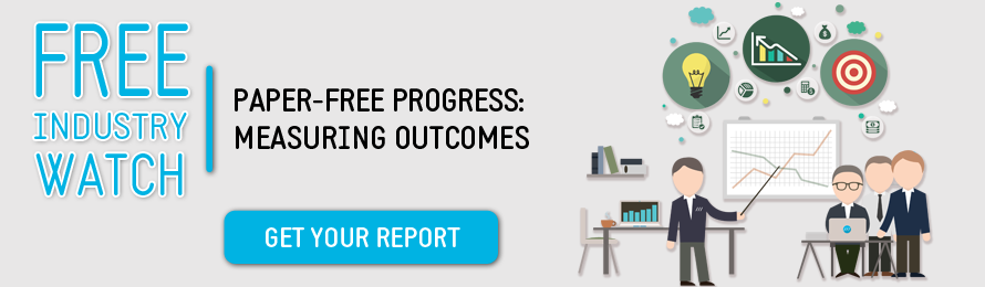 Paper-free progress: measuring outcomes