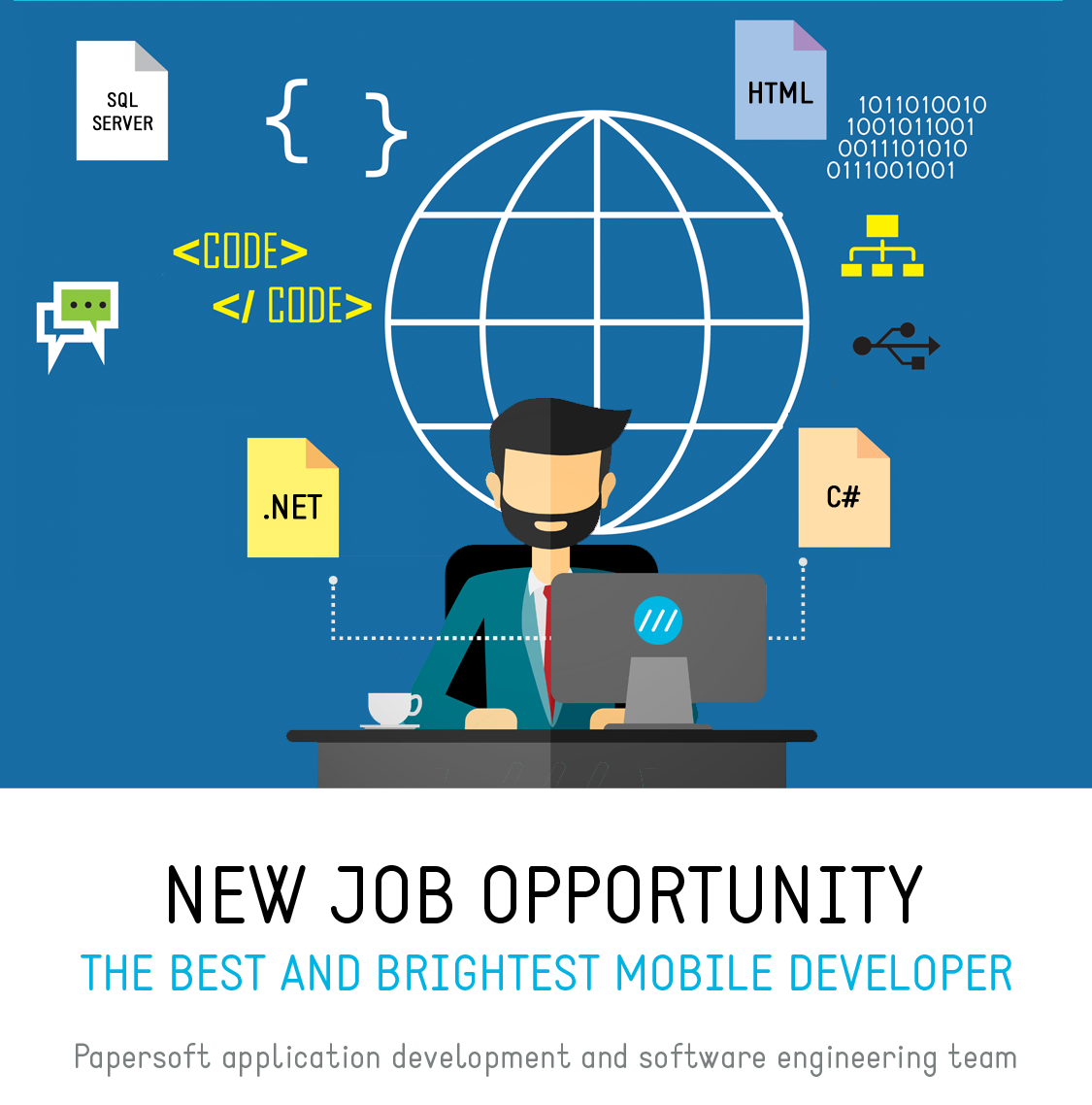 Opportunity to join our mobile development team