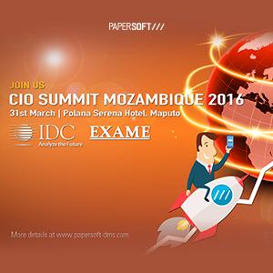 Papersoft joins IDC CIO Summit Mozambique