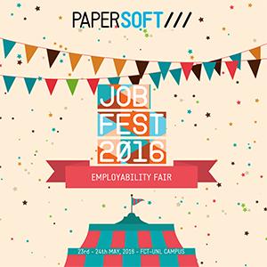 Papersoft compartilha oportunidades de carreira para jovens licenciados da JobFest