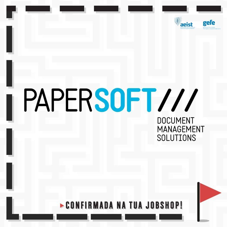 AEIST Jobshop with Papersoft