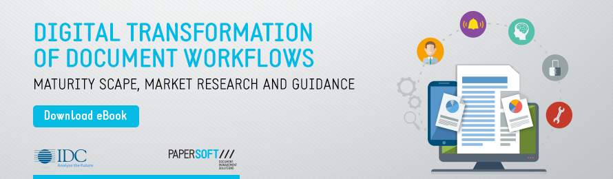 digital transformation document workflows articles