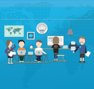 Shared Services - the benefits of working together towards paper-free processes