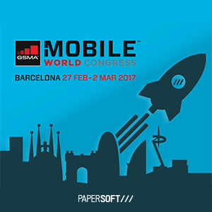 Papersoft showcases its mobile value proposition at GSMA