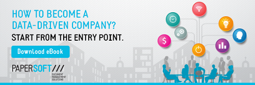 ebook How to become a data-driven company? Start from the entry point.
