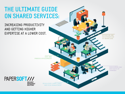 The ultimate guide on shared services