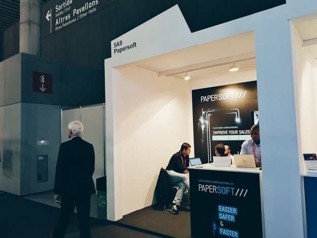 gsma stand papersoft
