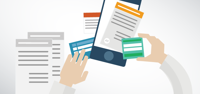 how to create a mobile solution