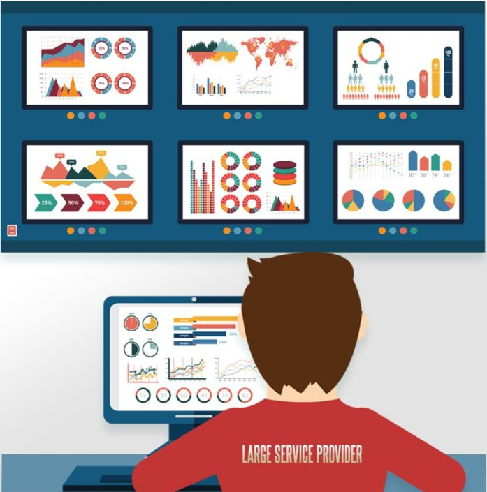 6 must-haves of a data-driven sales model for Large Service Providers