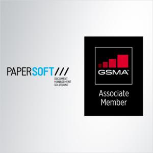 Papersoft GSMA Associate Member