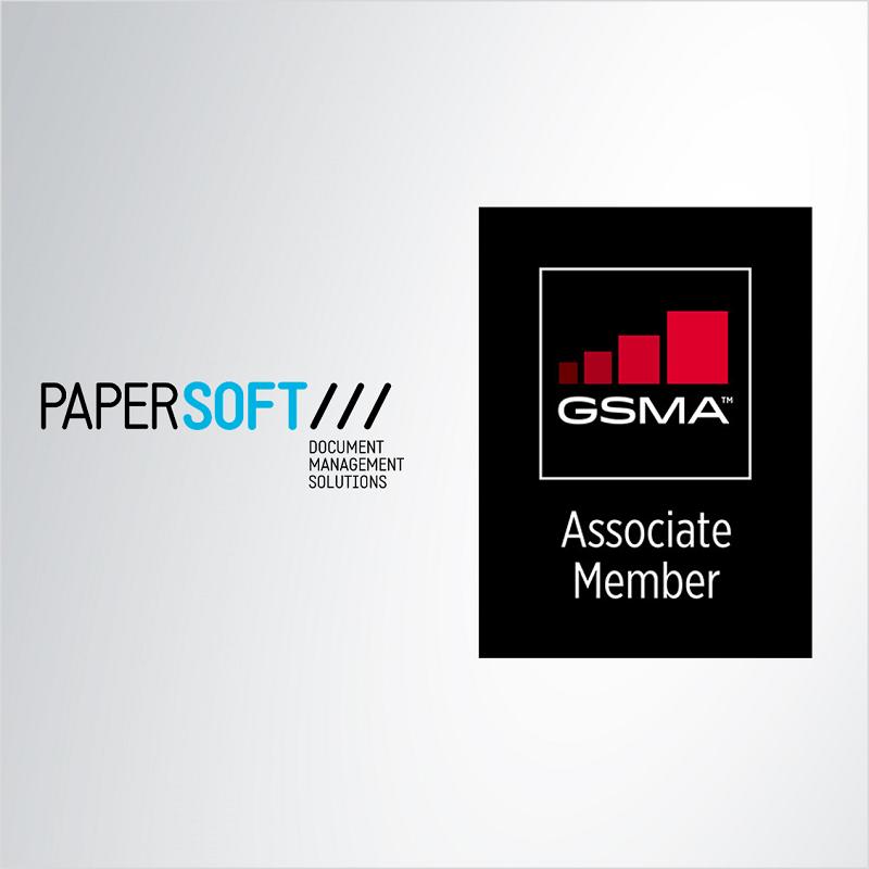 Papersoft GSMA Membre associé