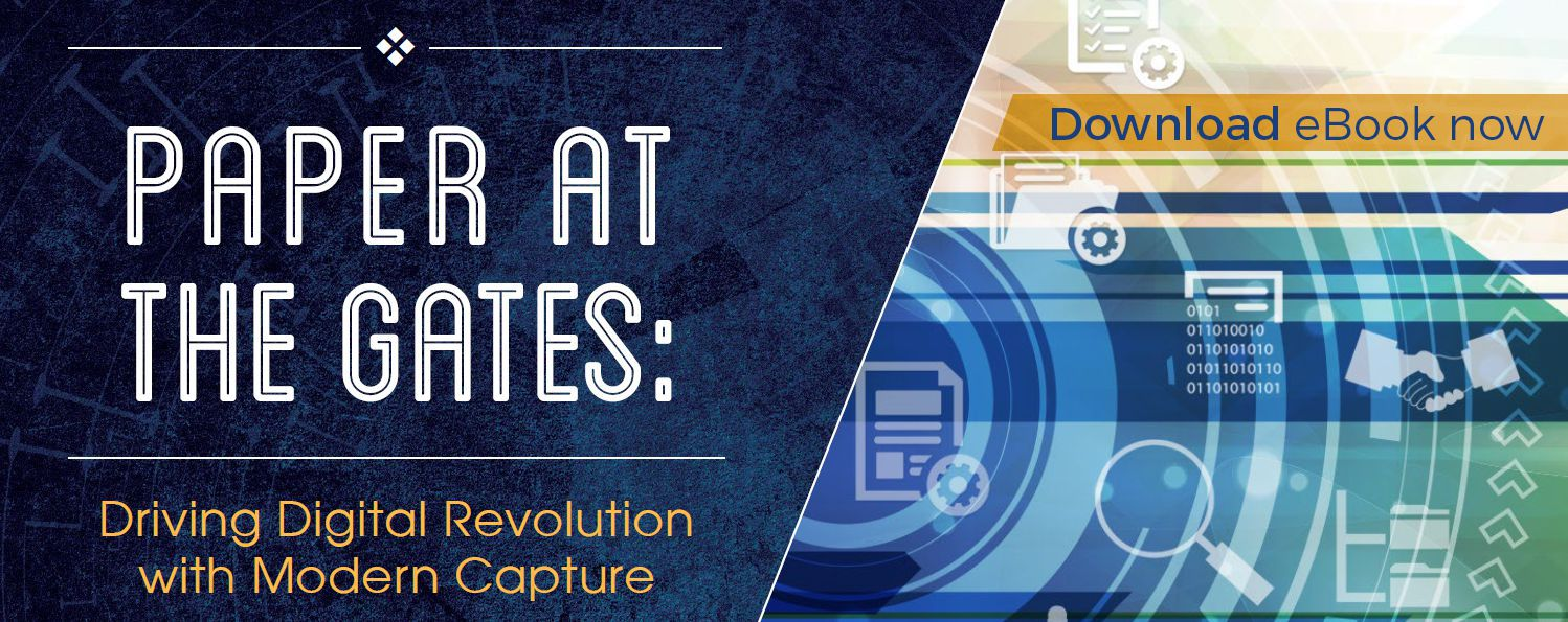 Paper at the gates: Driving digital revolution with modern capture