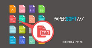 ISO 32000, The PDF Specification, Updated to Version 2.0