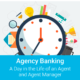 Papersoft [infographic] Agency Banking-A Day in the Life of an Agent and Agent Manager