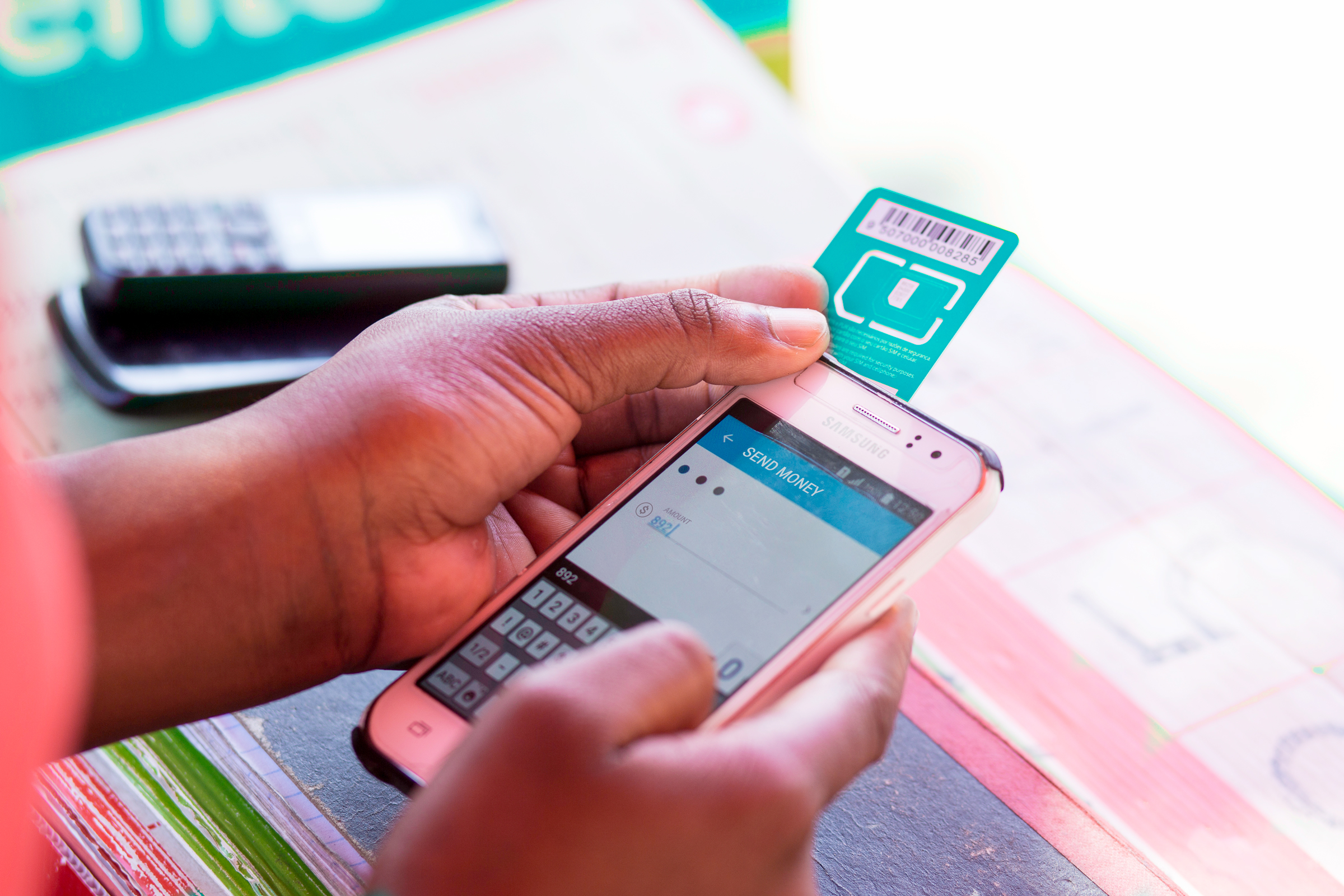 Improve the Mobile Money experience