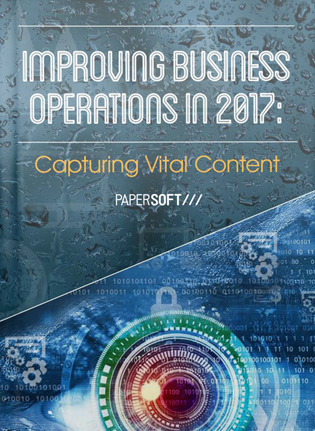 Industry Watch Improving Business Operations Capturing Vital Content