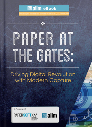 Paper at the Gates - Impulsionando a Revolução Digital com Captura Moderna
