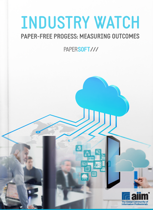 How paper-free processes are improving: Data Accuracy, Productivity, Accessibility and Compliance in organizations