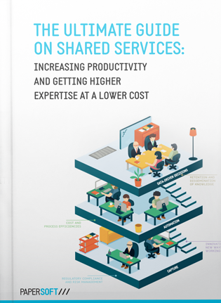 The Ultimate Guide on Shared Services Increasing Productivity and getting Higher Expertise at a Lower Cost