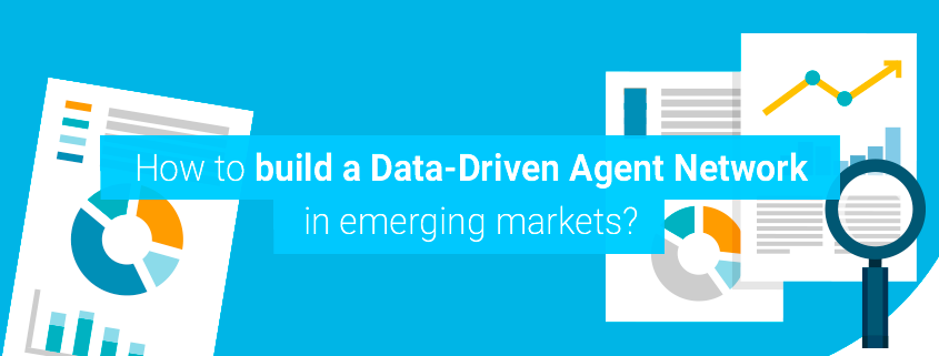 Data Driven Agent Networks