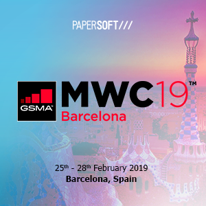 Papersoft - GSMA Mobile World Congress 2019