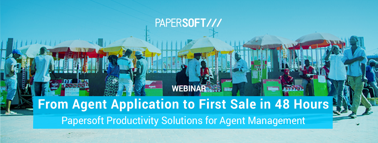 Papersoft Agent Management Webinar