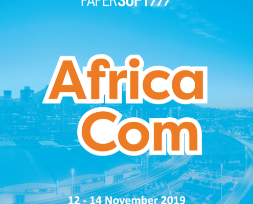 Papersoft - AfricaCom 2019